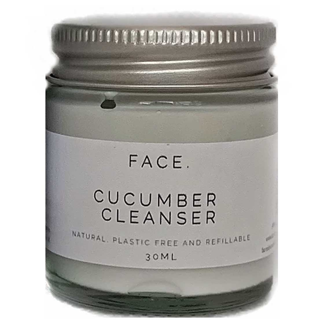 Cucumber Cleanser (30ml) by FACE.
