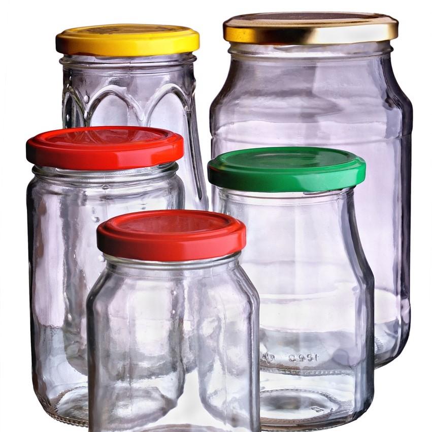 Pre-loved Jars