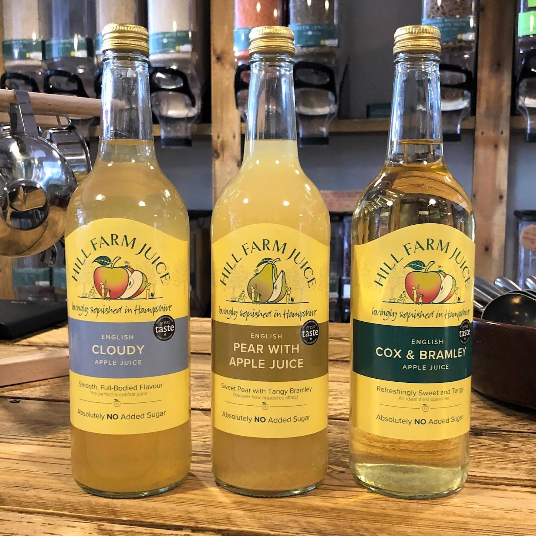 Juice, 250ml (Hampshire) by Hill Farm Juice