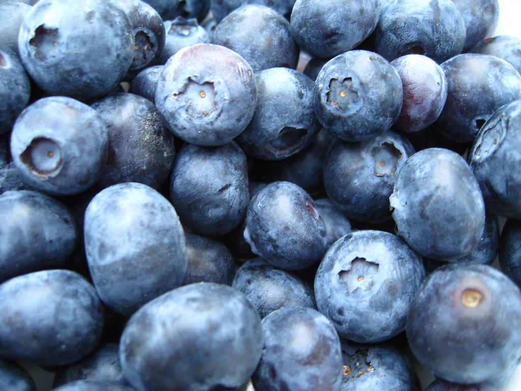 Blueberries (punnet) (UK)