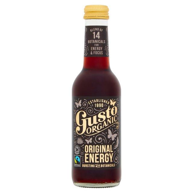 Original Energy - Gusto (Fairtrade, Organic), 250ml