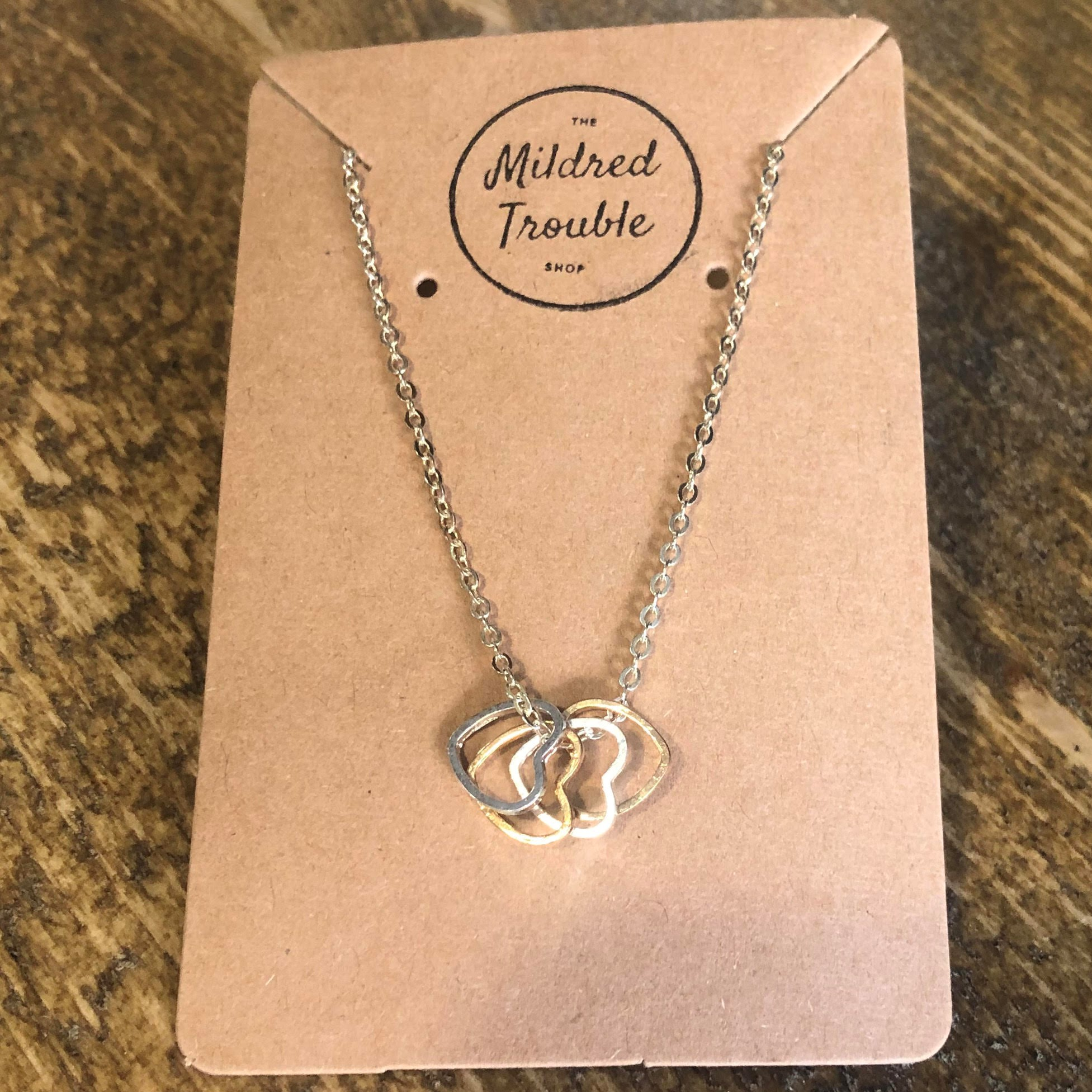 Necklaces by Mildred Trouble