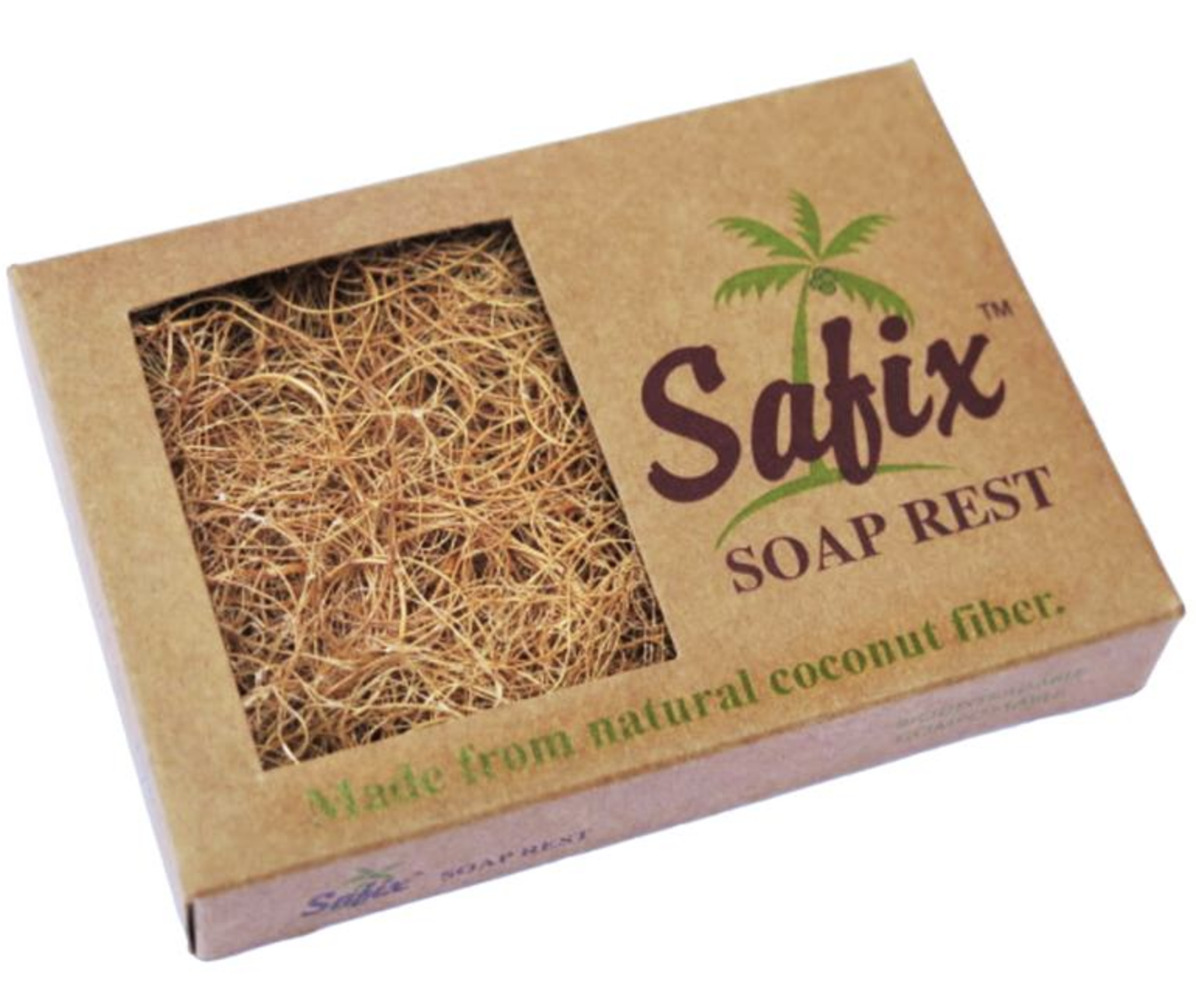 Soap Rest, Coconut Fibre (Safix)