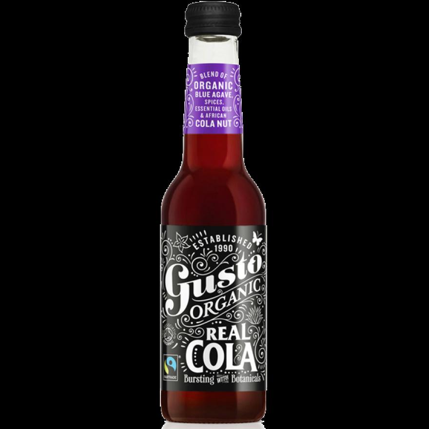 Real Cola - Gusto (Fairtrade, Organic), 275ml