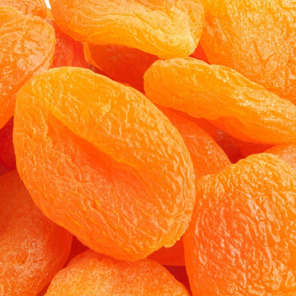 Apricots Whole - Unsulphured