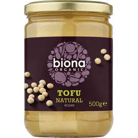 Plain Tofu, 500g (Organic) by Biona