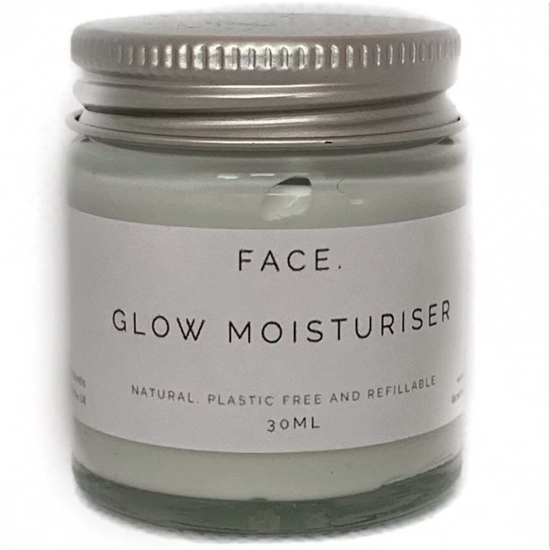 Glow Moisturiser Vit. A, E, C Brightening (30ml) by FACE.