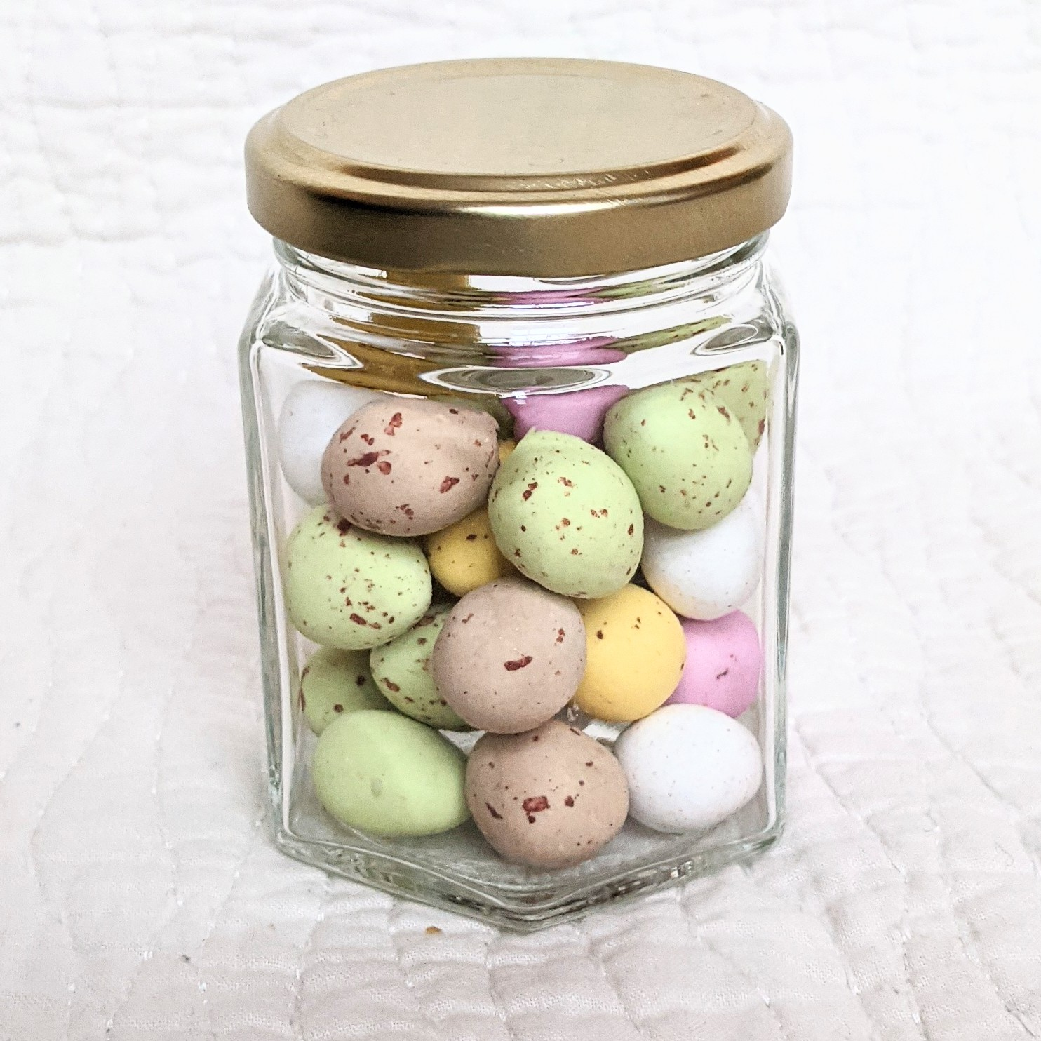 Not available - Jar - Easter Mini Chocolate Eggs (Gluten Free)