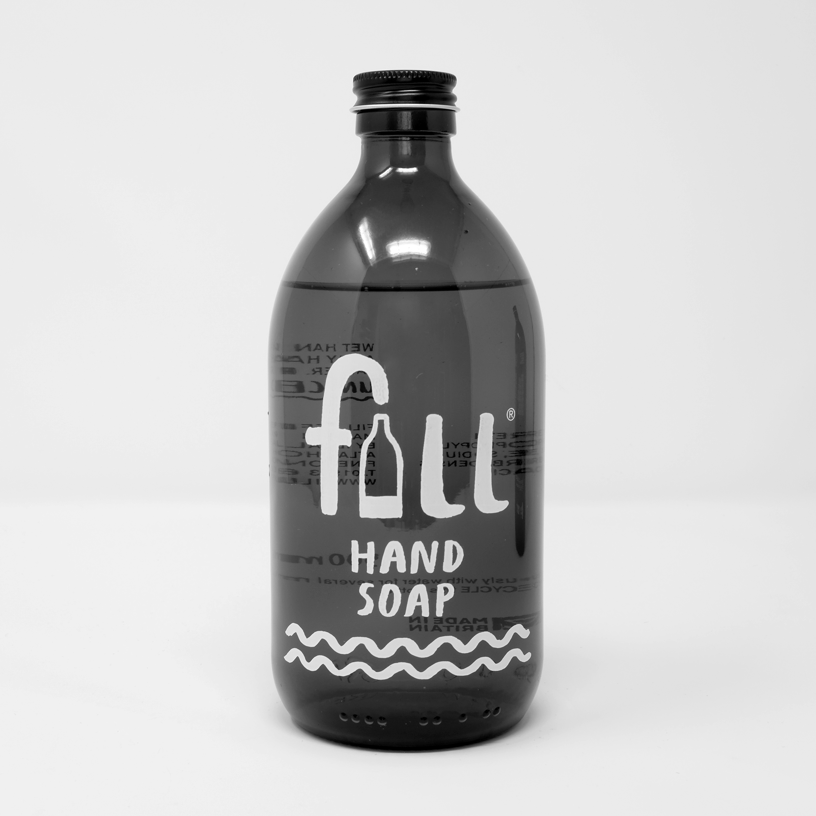 Hand Soap - Fig Leaf (500ml, with bottle) by Fill