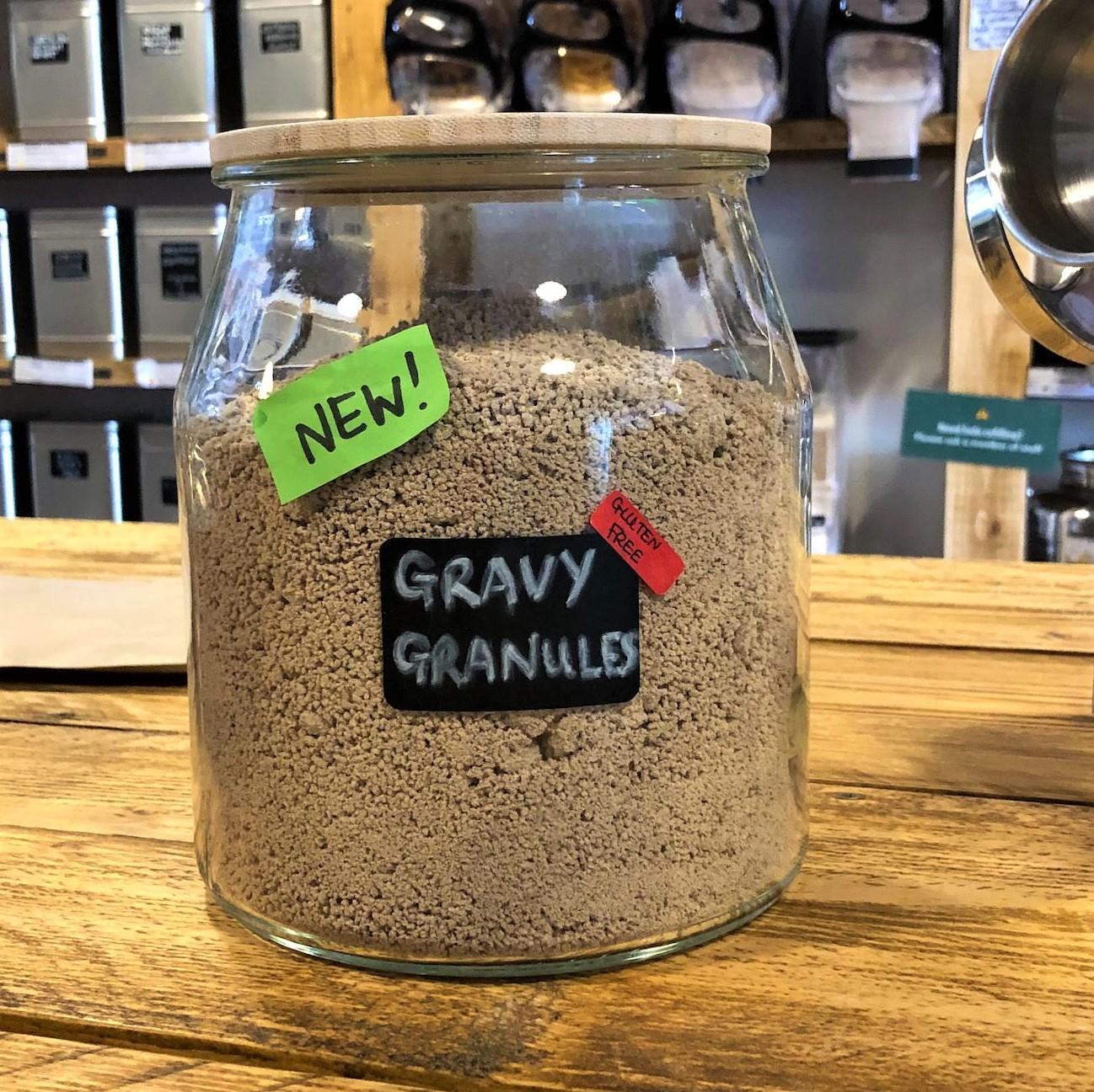 Gravy Granules (Gluten Free, Vegan)