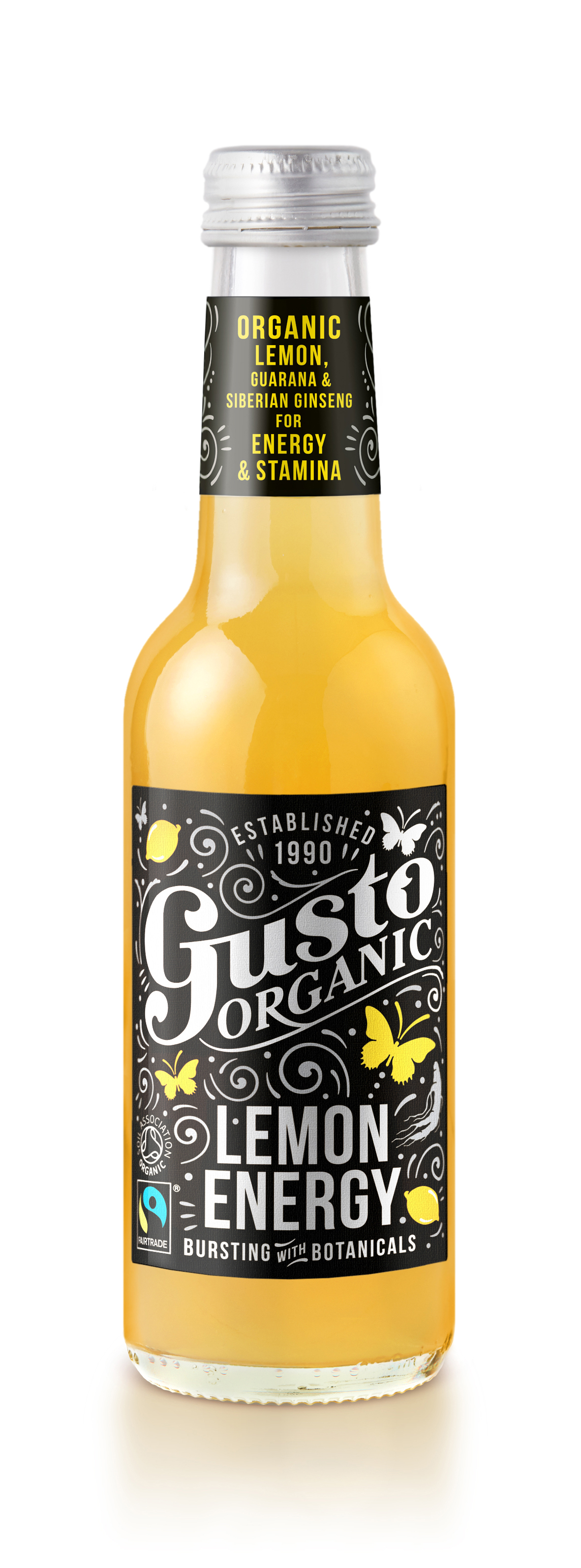 Lemon Energy - Gusto