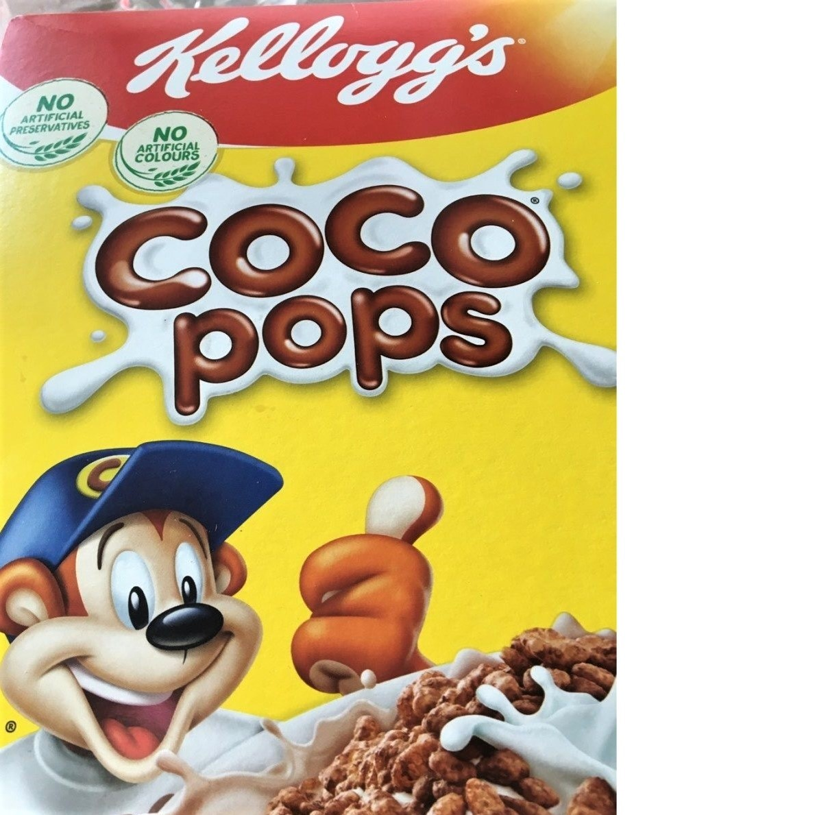 Coco Pops by Kellogg's