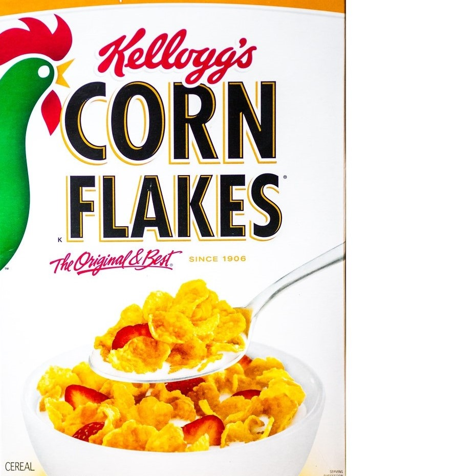 Cornflakes by Kellogg's