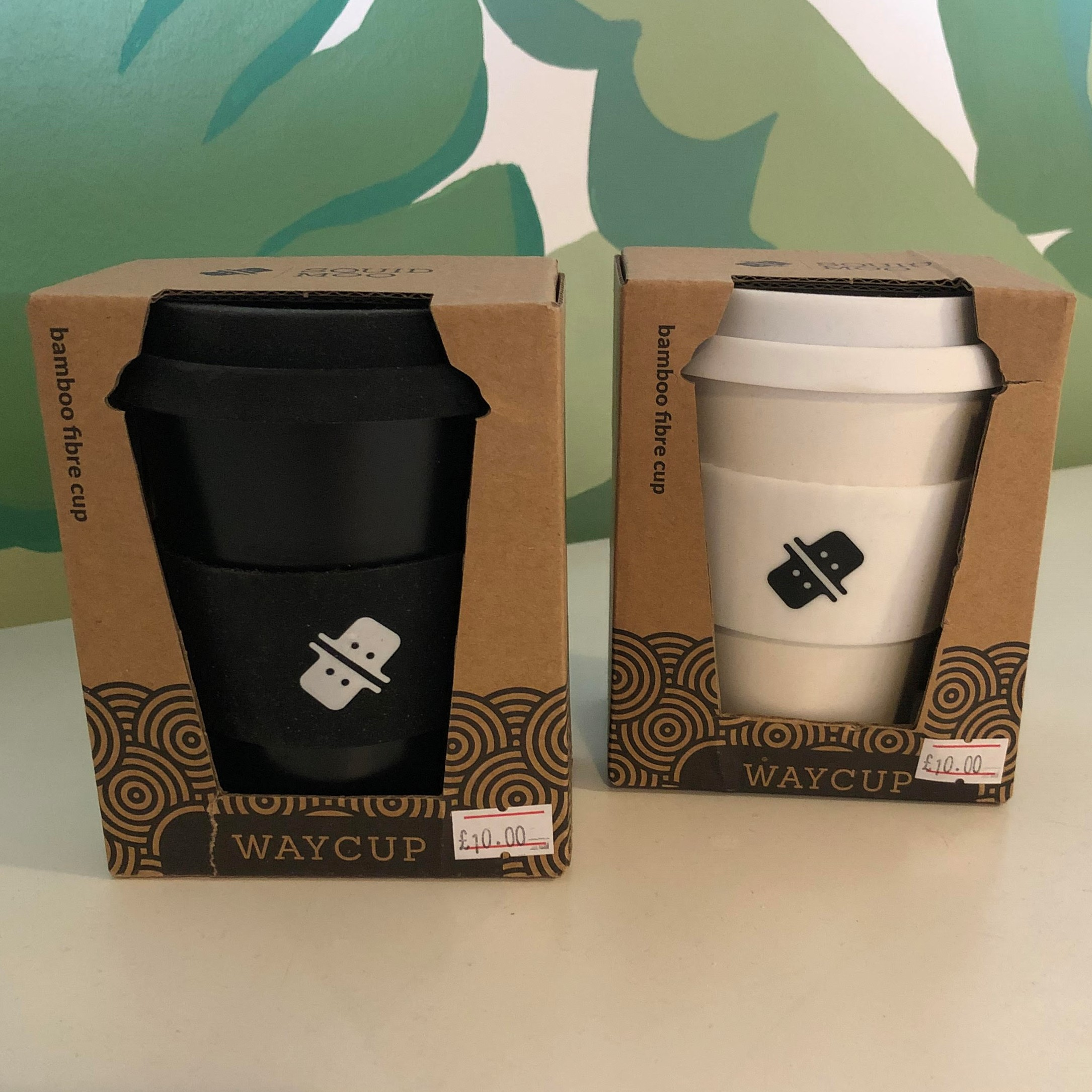 Reusable Waycup (350ml) by Squidmoo