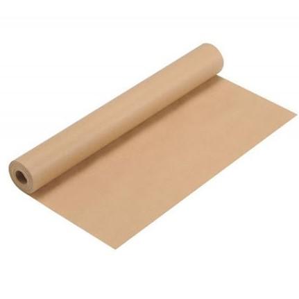 Plain Natural Kraft Rollwrap (per roll)