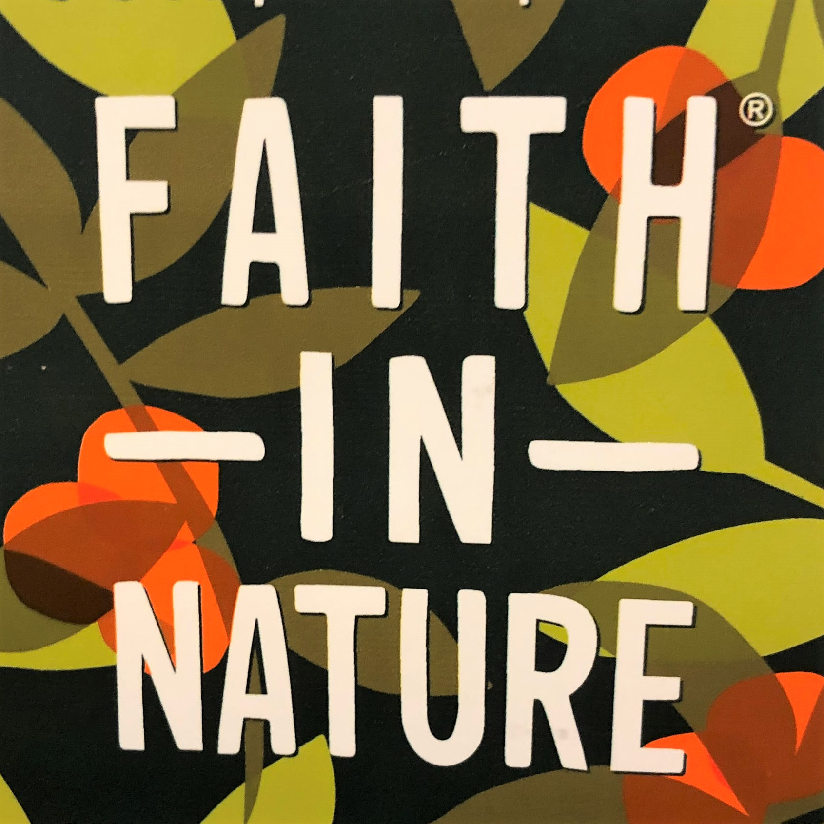 Body Wash (liquid only) by Faith in Nature