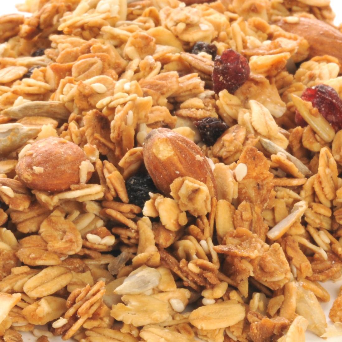 Granola, Awesome Almond (Gluten Free, Vegan)