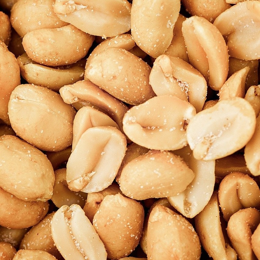 Peanuts, Roasted & Salted