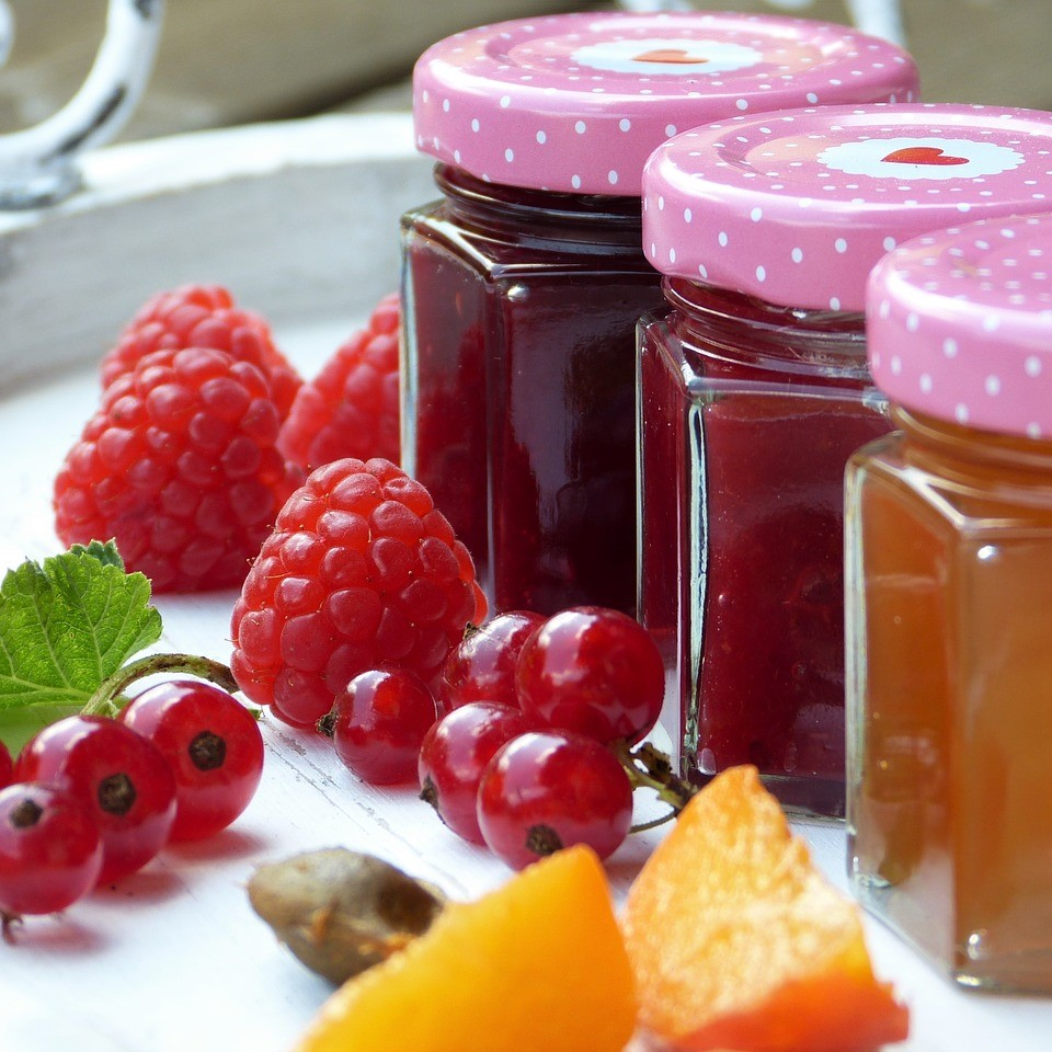 Jam & Marmalade by The Real Jam & Chutney co.