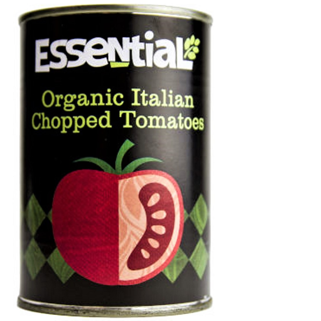 Tomatoes, Tinned Chopped, 400g (Organic)