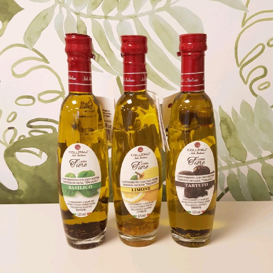 Collitali olivolja 125 ml