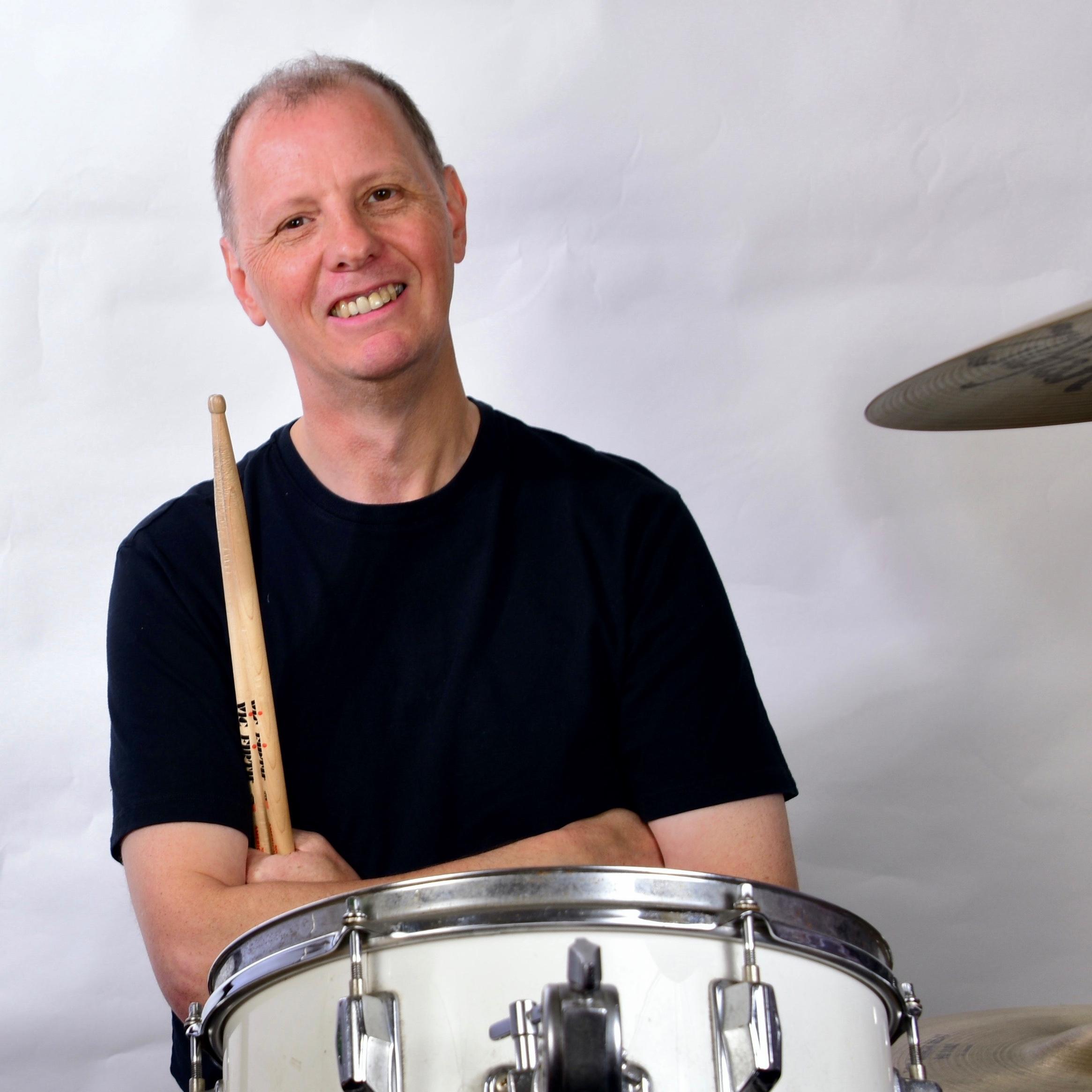 Simon Vasey - Drum Teacher