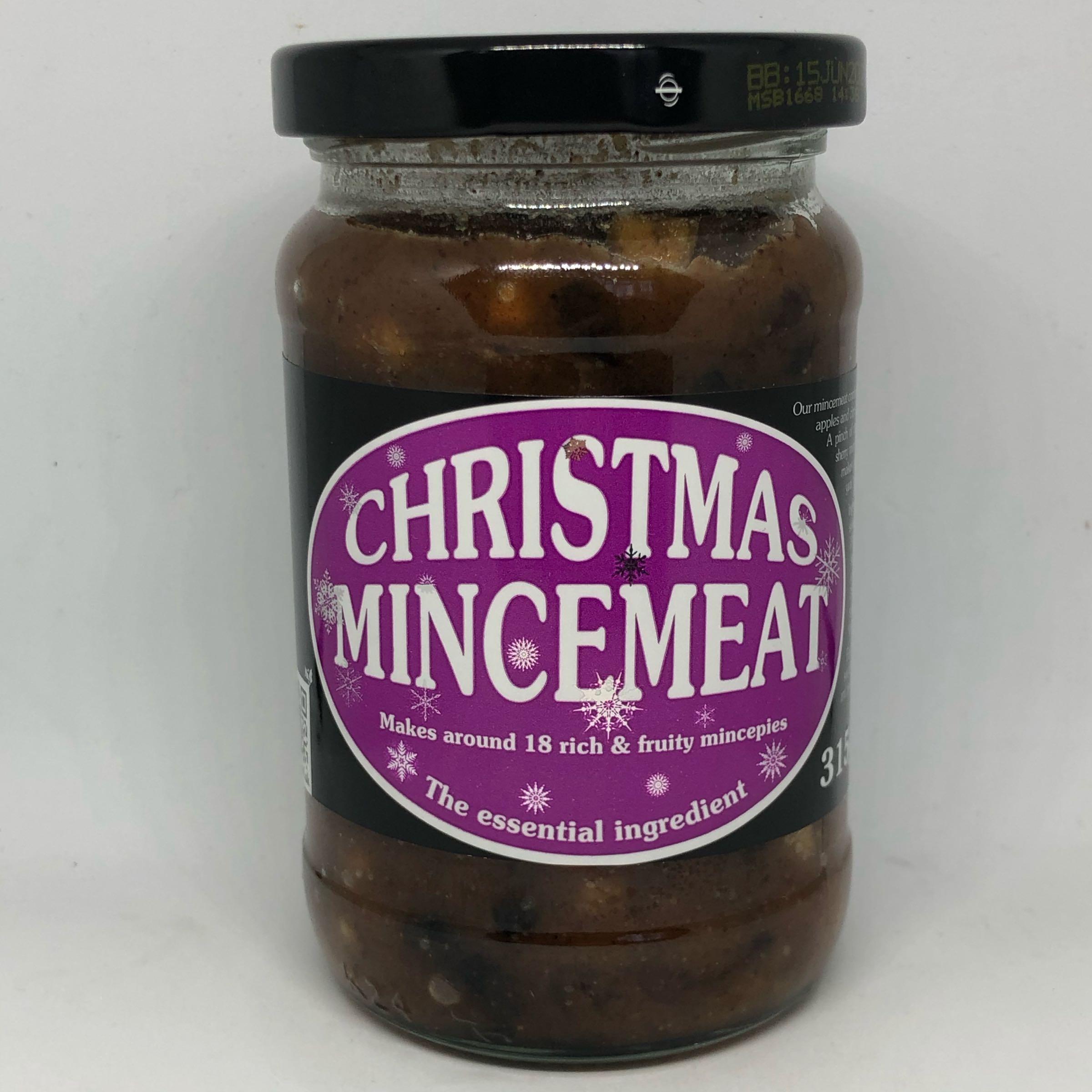 Christmas Mincemeat