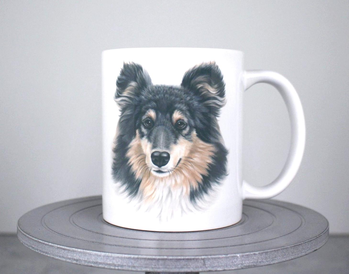 Collie Tricolor -Muki (Koirarodut)