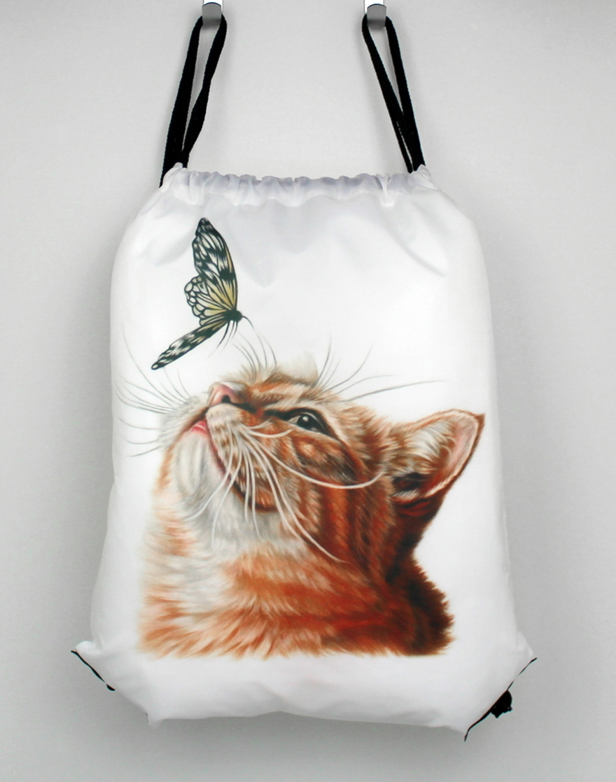 Kissa ja perhonen -Narureppu