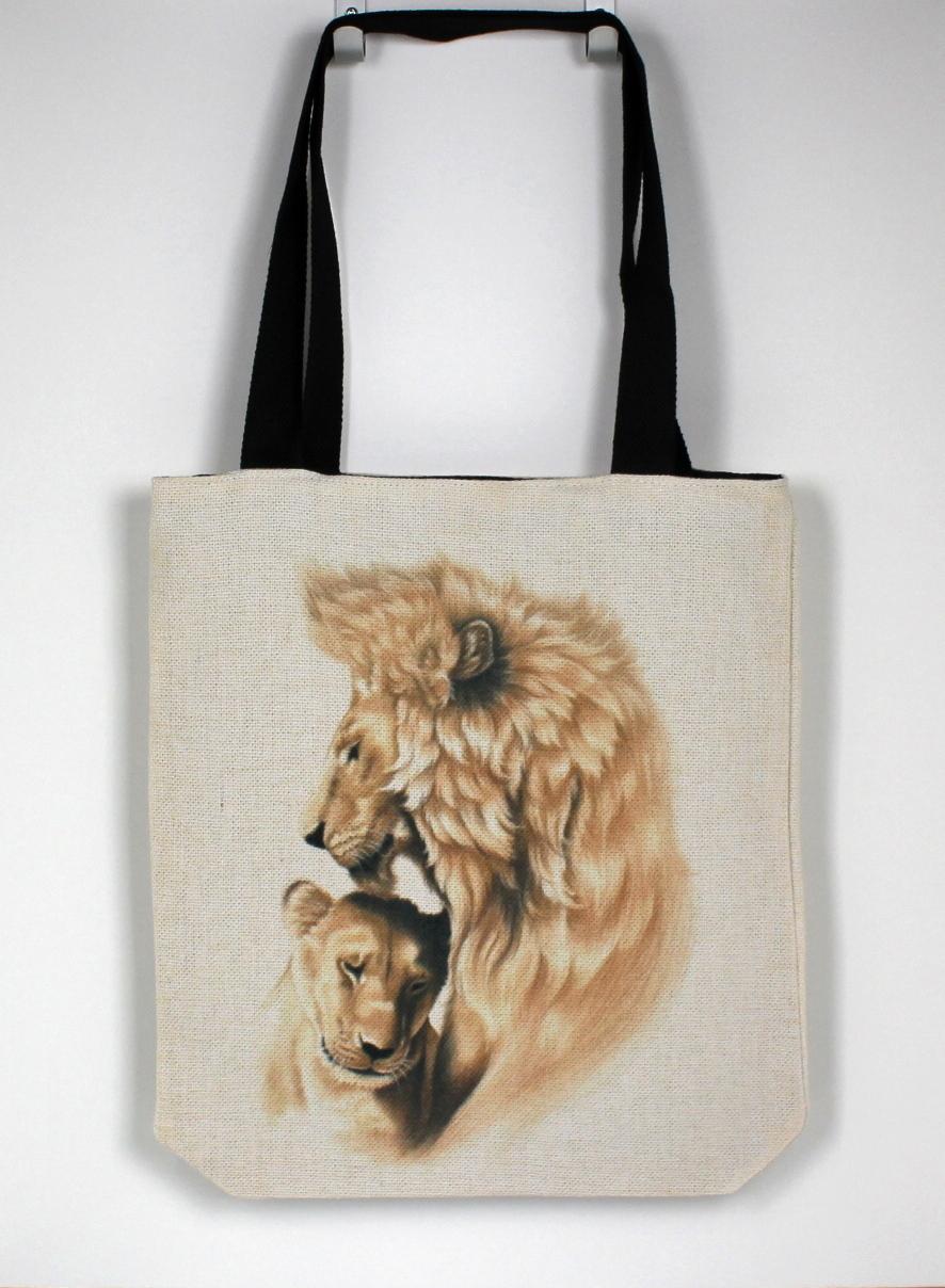 Leijonapari -Kassi