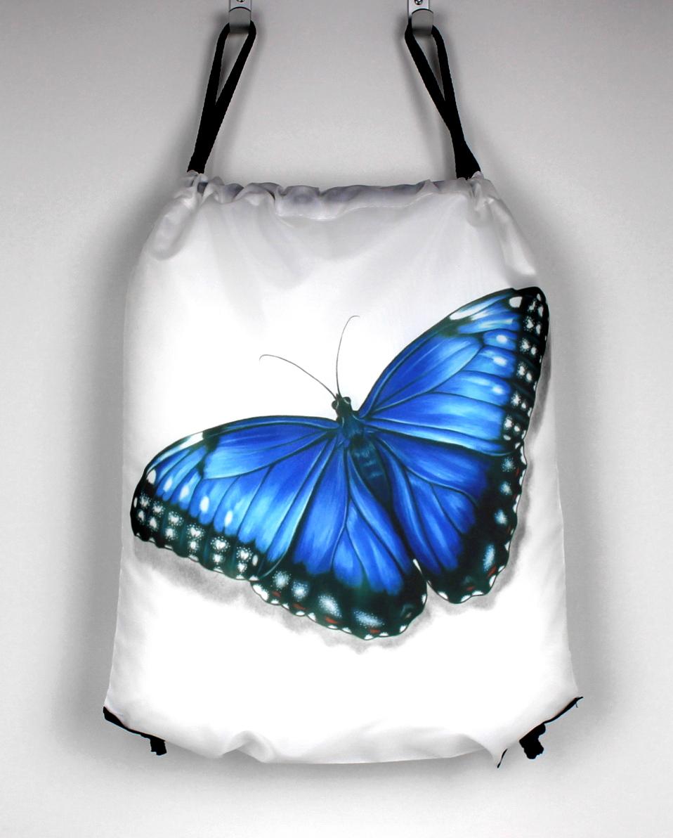 Perhonen Sininen -Narureppu