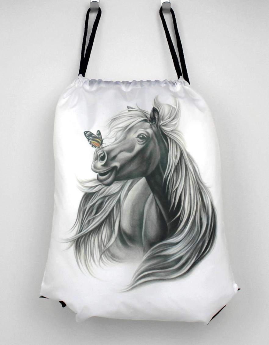 Hevonen ja perhonen -Narureppu