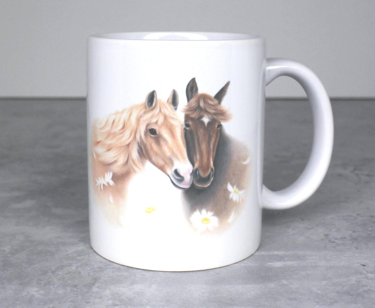 Hevospari Ruskeat -Muki (Hevonen)