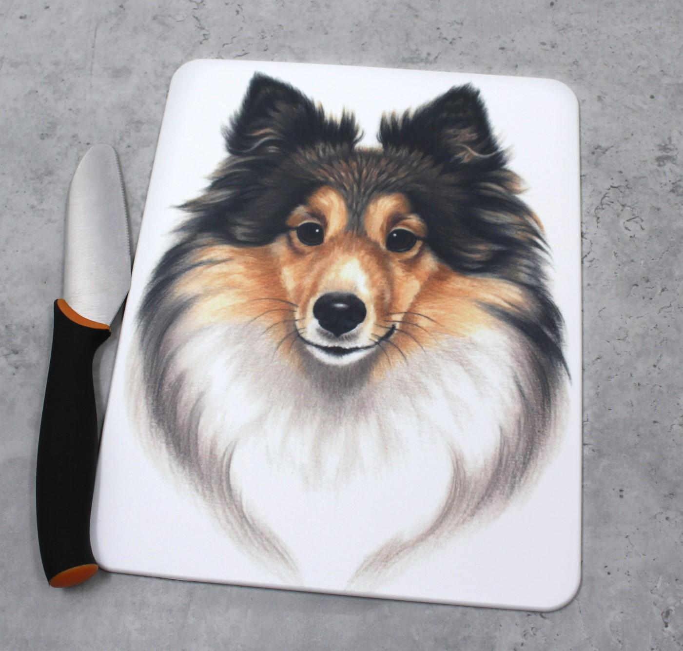 Sheltti -Leikkuulauta (Koirarodut)