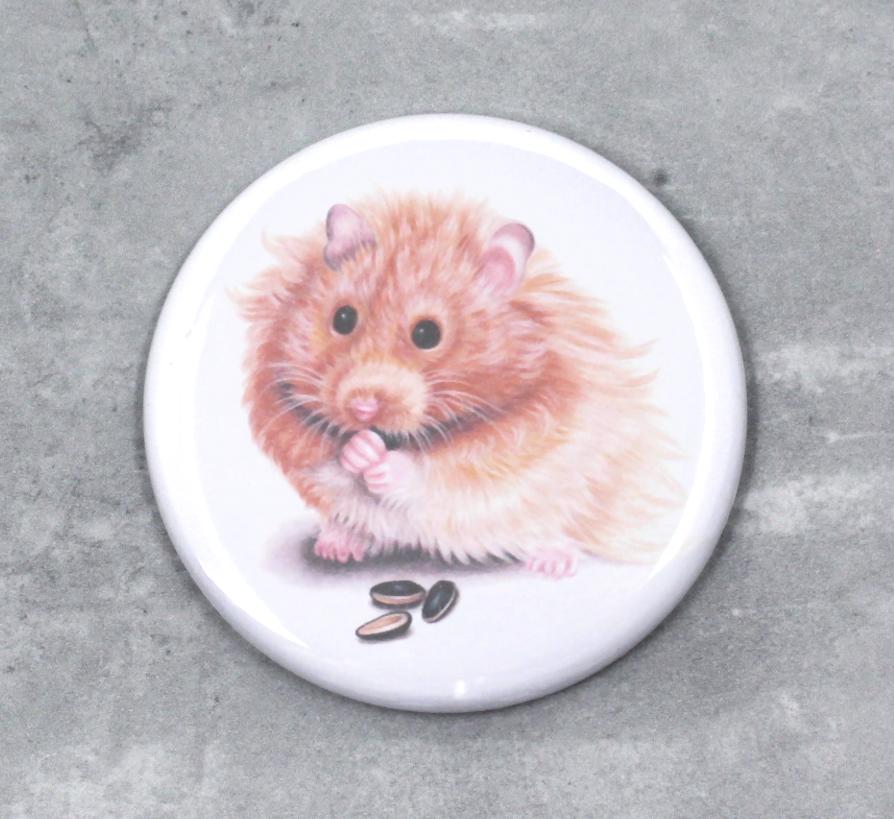 Hamsteri -Nappi