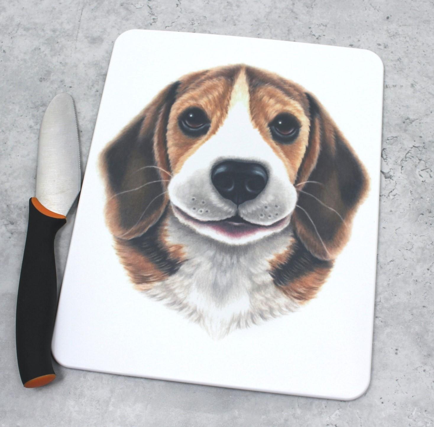 Beagle -Leikkuulauta (Koirarodut)