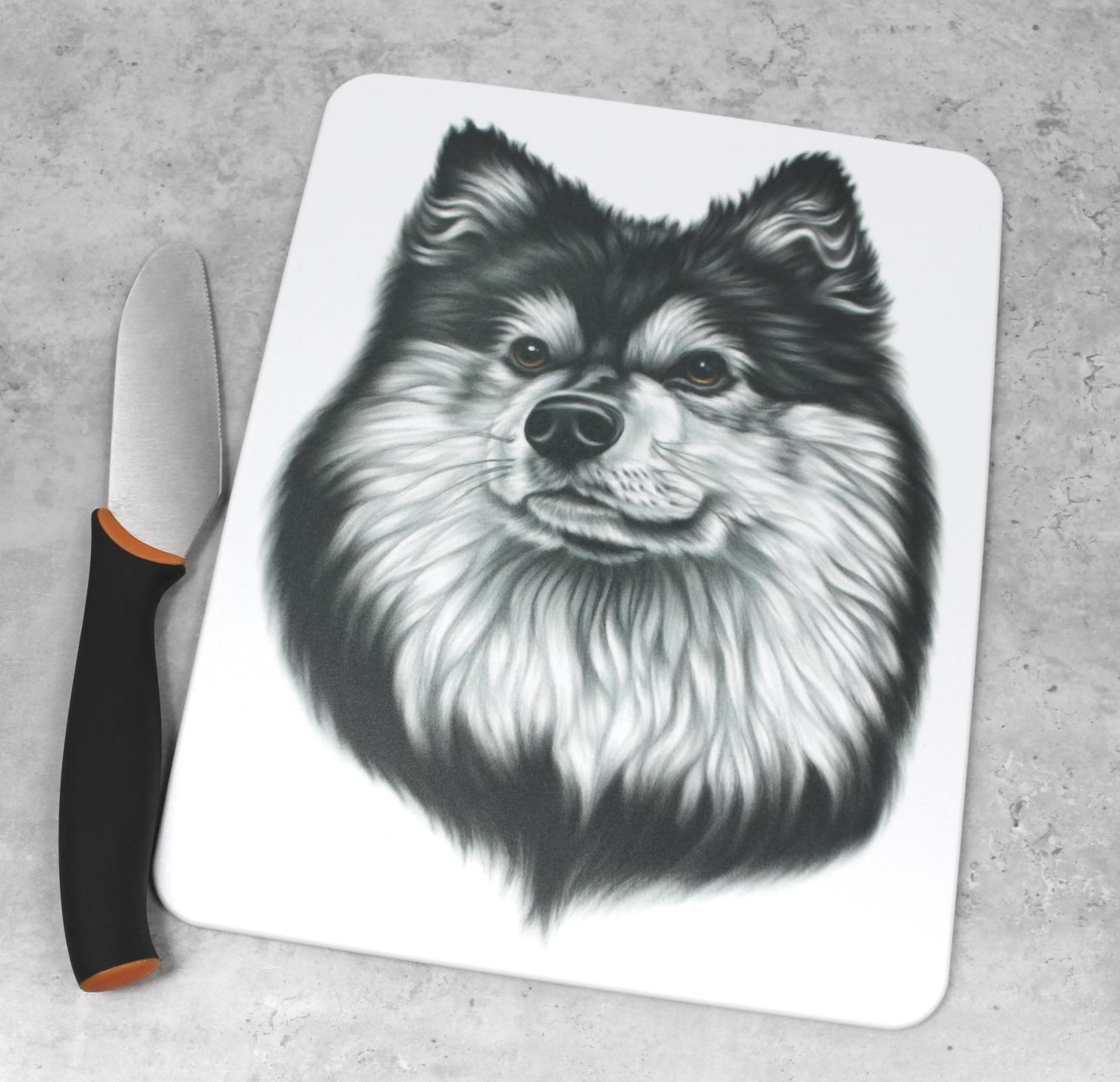 Lapinkoira -Leikkuulauta (Koirarodut)
