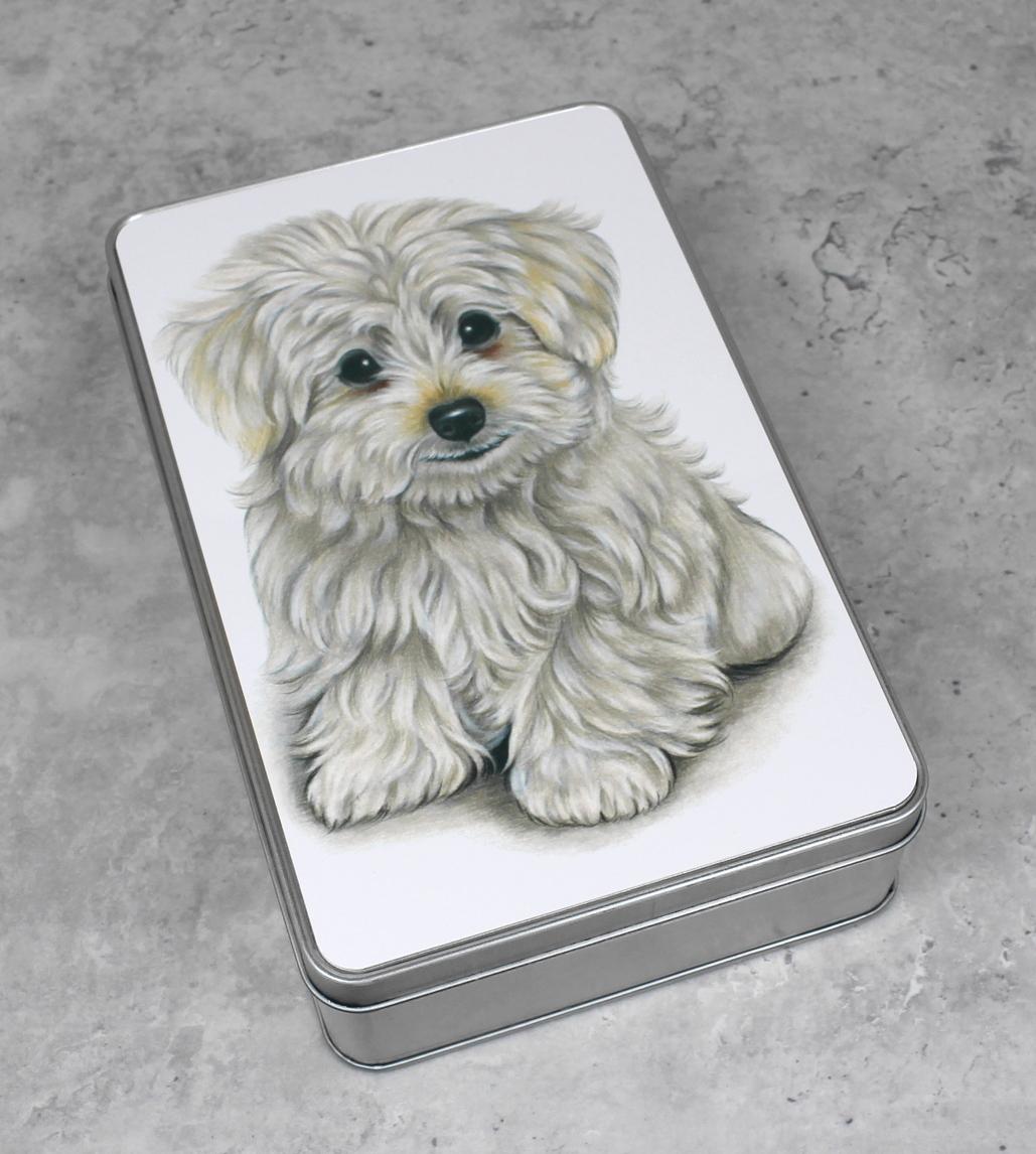 Koiranpentu -Peltirasia