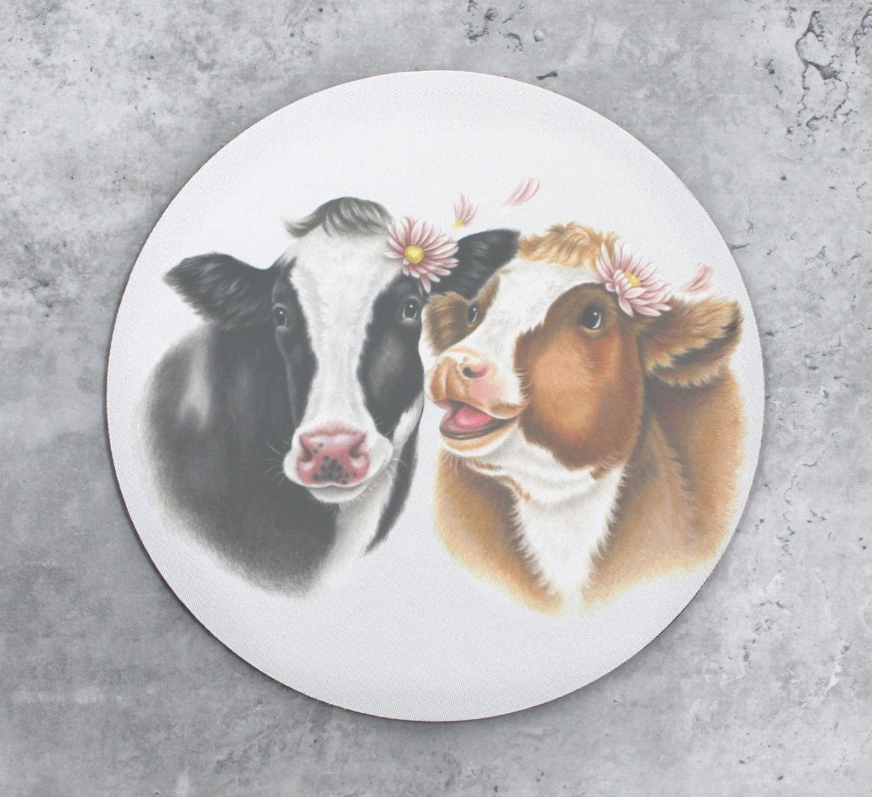 Lehmäpari -Hiirimatto