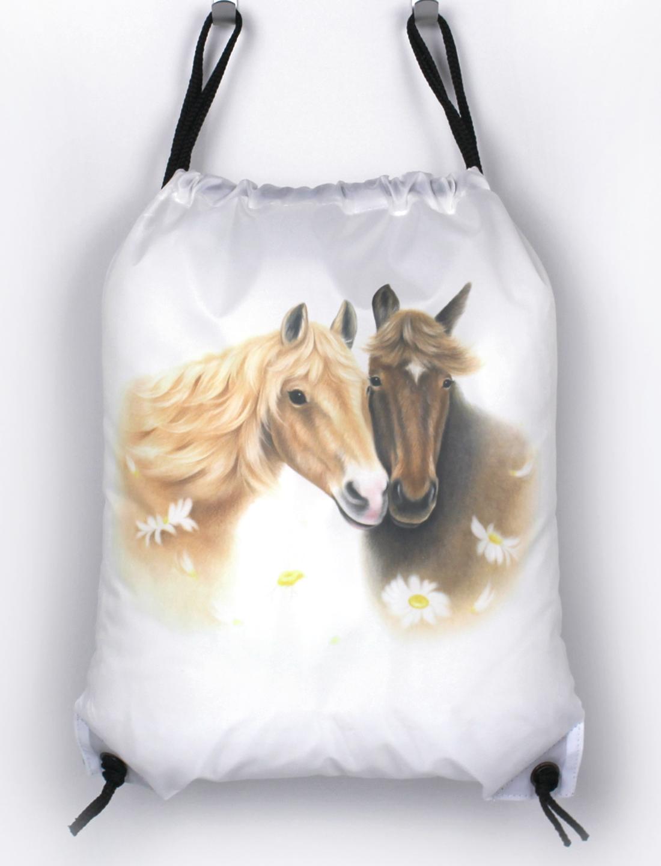 Hevospari Ruskeat -Narureppu (Hevonen)