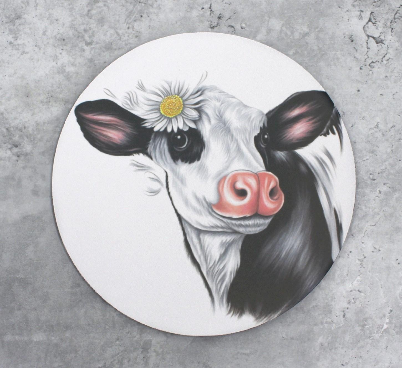 Lehmä Mustavalkoinen -Hiirimatto