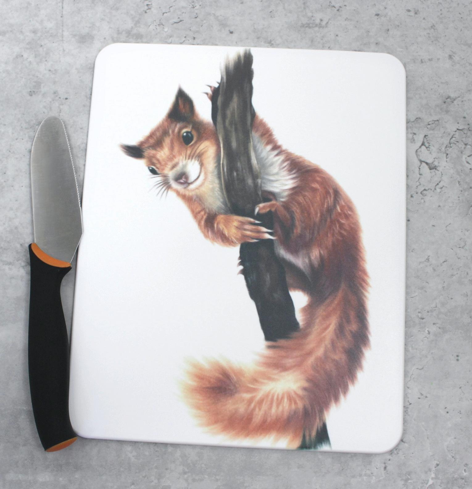 Orava -Leikkuulauta