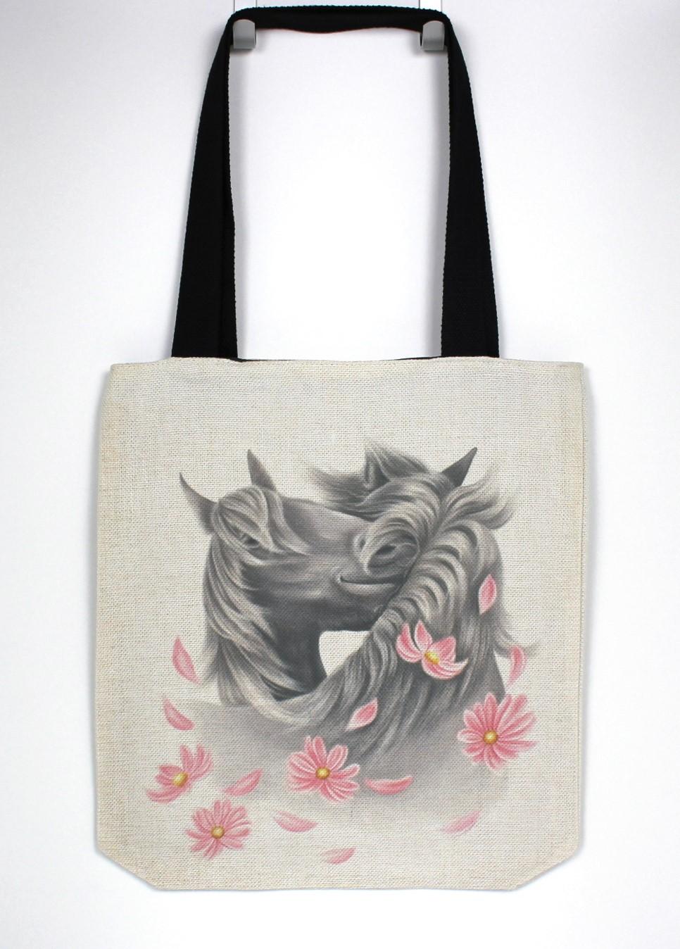 Hevoset ja kukat -Kassi (Hevonen)