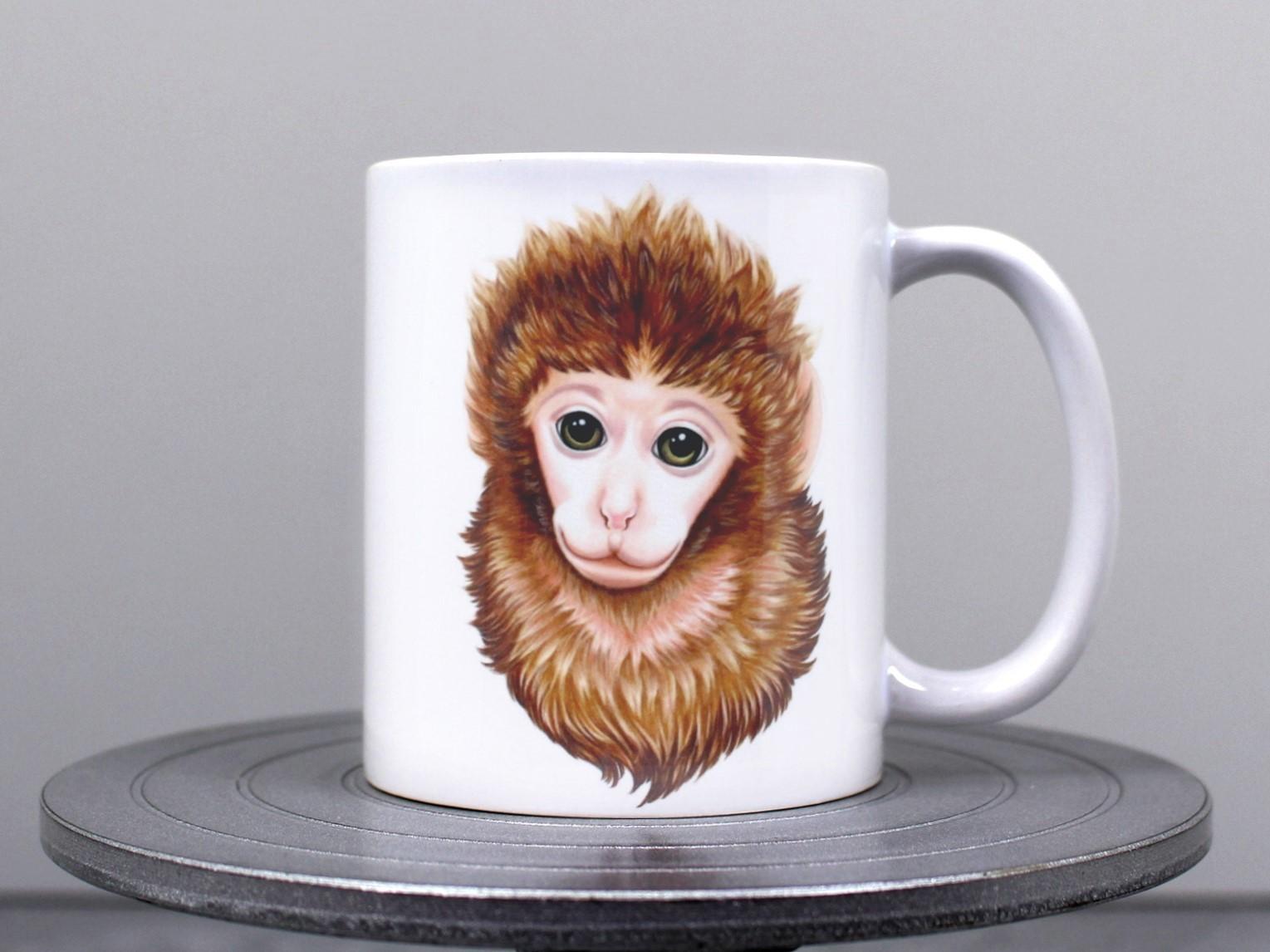 Apina Ruskea -Muki