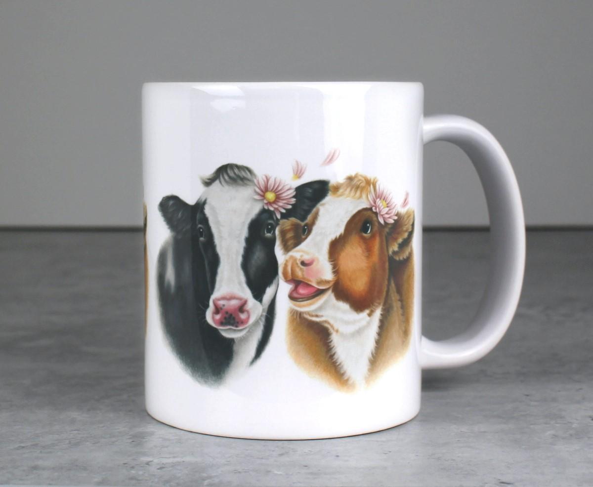 Lehmäpari -Muki