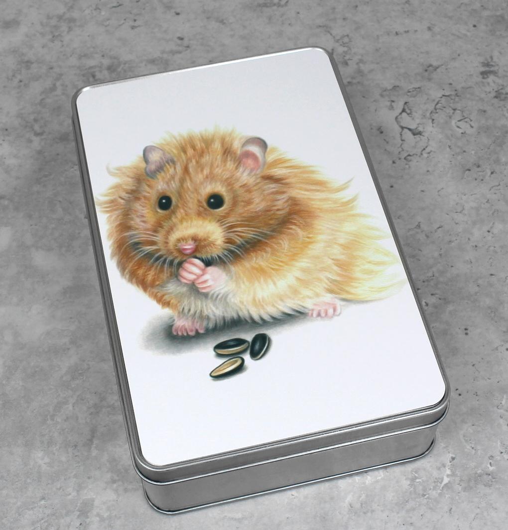 Hamsteri -Peltirasia
