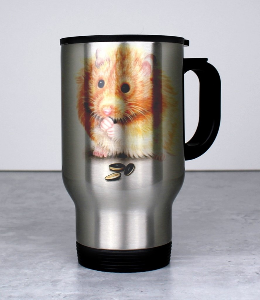 Hamsteri -Termosmuki