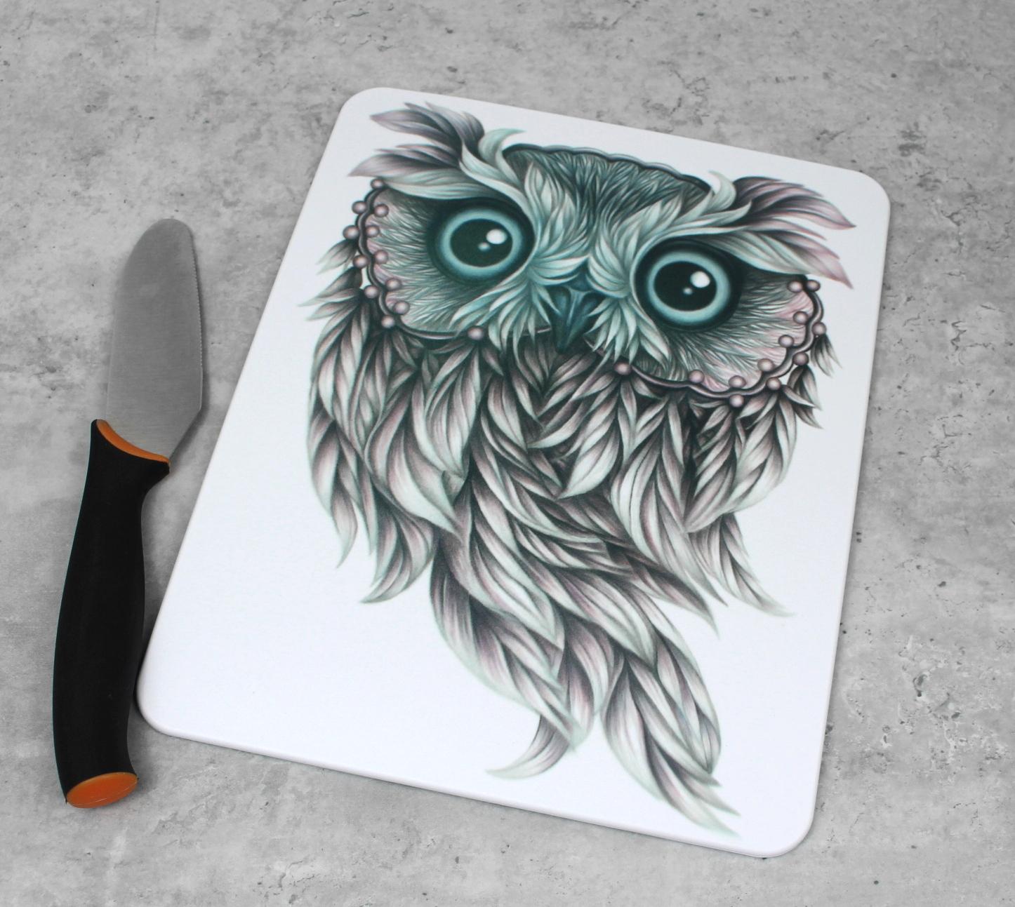 Sulkapöllö -Leikkuulauta