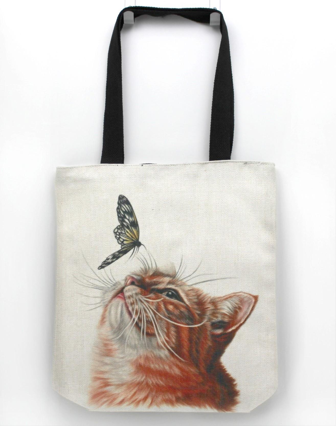 Kissa ja perhonen -Kassi