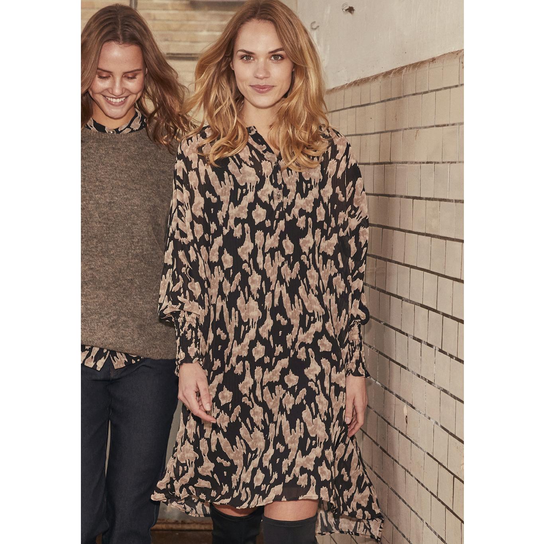 Vibse New Dress Browny Spot